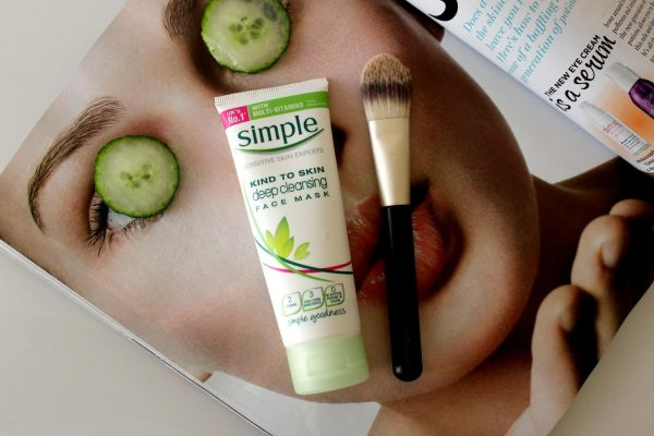Mặt Nạ Đất Sét Simple Kind to Skin Deep Cleansing Face Mask