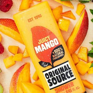 SỮA TẮM ORIGINAL SOURCE JUICY MANGO 250 ML