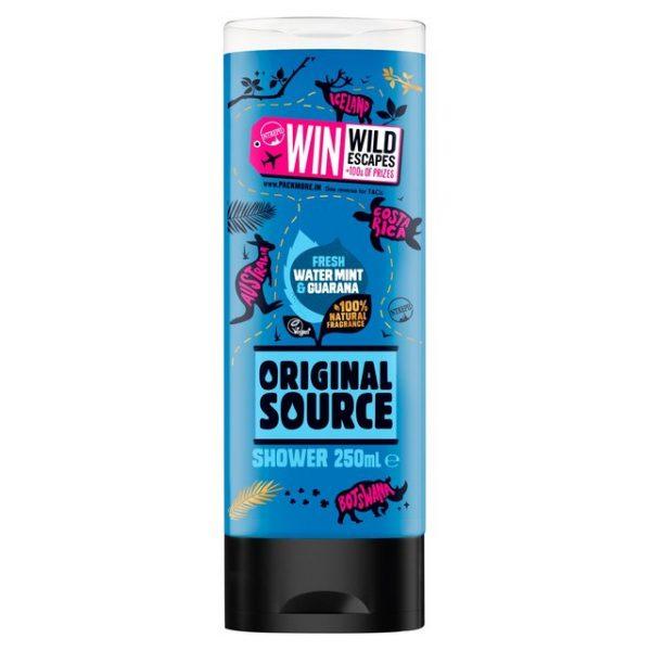 Original Source Watermint & Guarana Shower