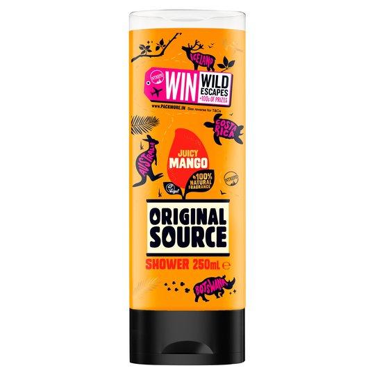Sữa Tắm Original Source Juicy Mango 250 Ml