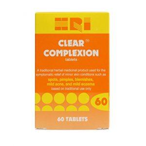 60 VIÊN TRỊ MỤN HRI CLEAR COMPLEXION TABLETS