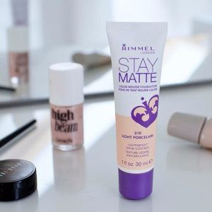 Kem Nền Rimmel Stay Matte Liquid Mousse Foundation (30ml)