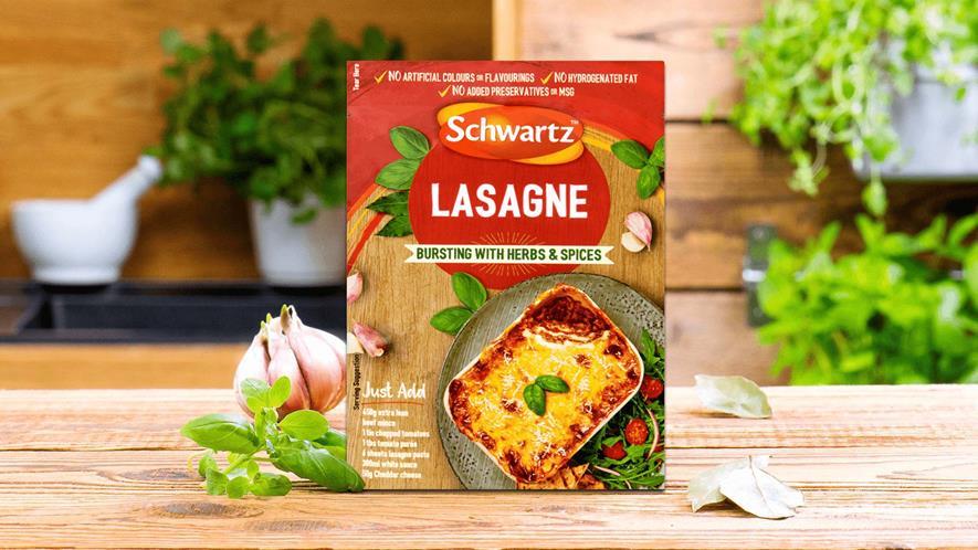 Schwartz Lasagne