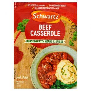 Schwartz Beef Casserole