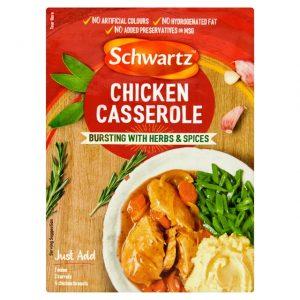 Schwartz Chicken Casserole
