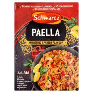 Schwartz Paella