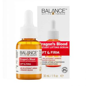 Tinh chất Balance Active Formula Máu Rồng Dragon's Blood Lifting Serum 30ml