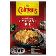 Colman's Cottage Pie