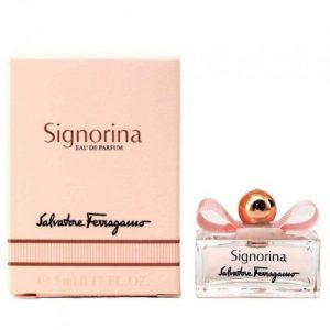 Nước hoa Signorina Salvatore Ferragamo EDP mini 5ml