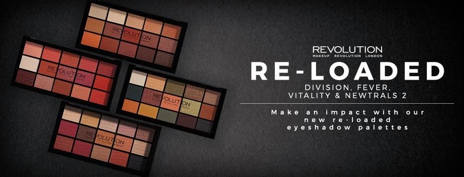 Bảng Mắt Makeup Revolution