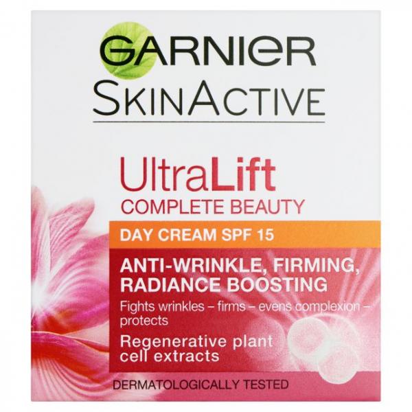 Kem Dưỡng Chống Lão Hoá Garnier Ultra Lift Day Cream Spf 15