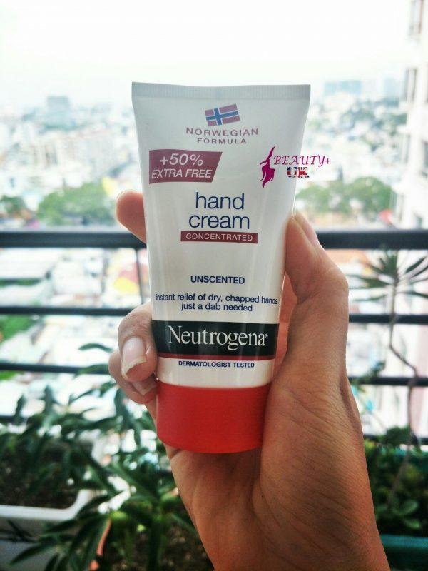Kem Tay Neutrogena Norwegian Formula Concentrated Non-scented Hand Cream 75ml