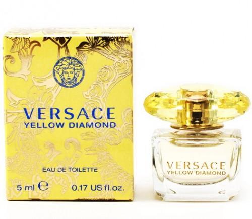 Nước Hoa Mini Versace Yellow Diamond Edt 5ml