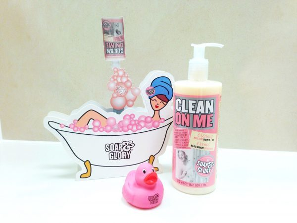 Sữa Tắm Soap and Glory Clean on Me Shower Gel