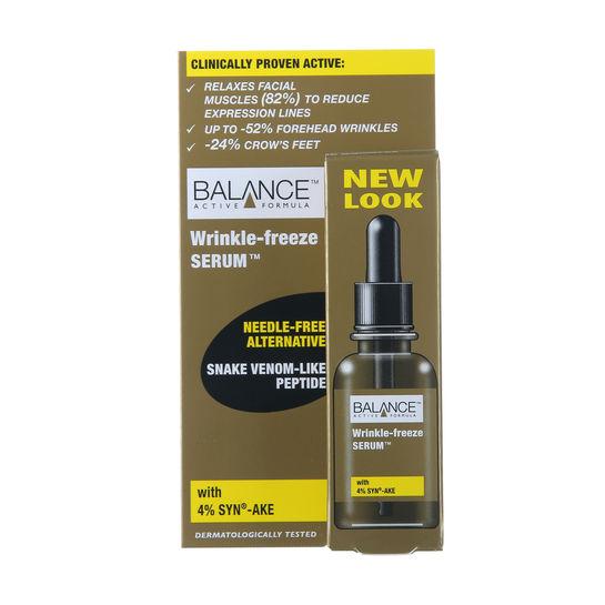 Tinh Chất Nọc Rắn Dưỡng Da Balance Active Formula Wrinkle Freeze Serum 30ml