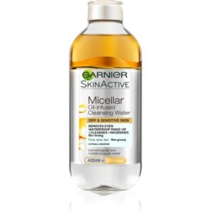 Garnier Skin Active Oil Infused Micellar Cleansing Water