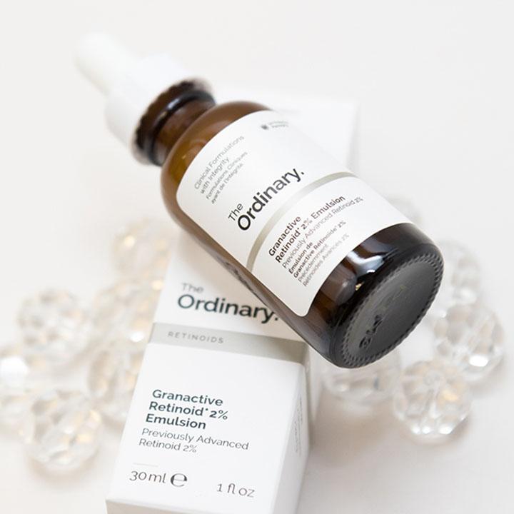 Serum Mờ Nám Giảm Nhăn Advanced Retinoid 2% The Ordinary - Granactive Retinoid 2% Emulsion 30ml 5.0