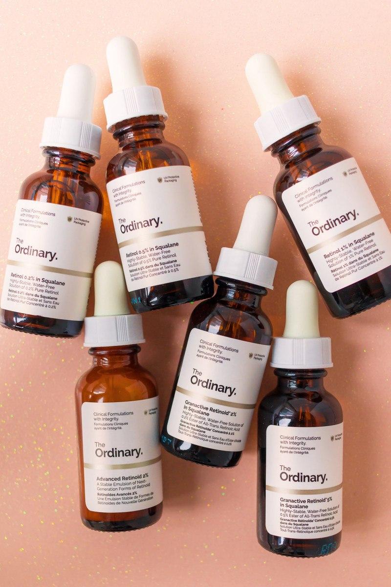 Serum the Ordinary Granactive Retinoid in Squalane