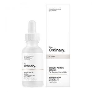Tinh Chất Tẩy Da Chết Bha the Ordinary Salicylic Acid 2% Solution 30ml