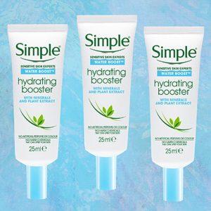 Gel Dưỡng Ẩm Simple Water Boost Hydrating Booster 25ml