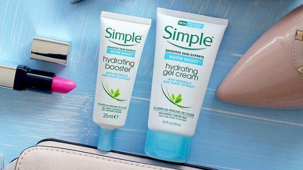 Kem Dưỡng Da Simple Water Boost Hydrating Gel Cream 50ml