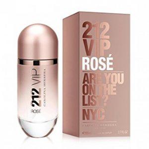 Nước Hoa 212 Vip Rose for Women