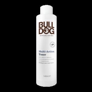 Nước Hoa Hồng Bulldog Multi Action Toner 140ml