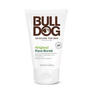 Tẩy Da Chết Bulldog Original Face Scrub Cho Nam Da Thường 125ml