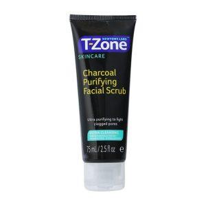 T-zone Charcoal Purifying Facial Scrub
