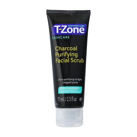 T-zone Charcoal Purifying Facial Scrub