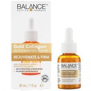 Tinh Chất Chống Lão Hóa Balance Gold Collagen Rejuvenating Serum 30ml
