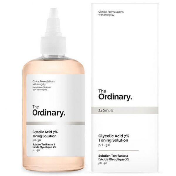 Toner Tẩy Tế Bào Chết The Ordinary Glycolic Acid 7% Toning Solution