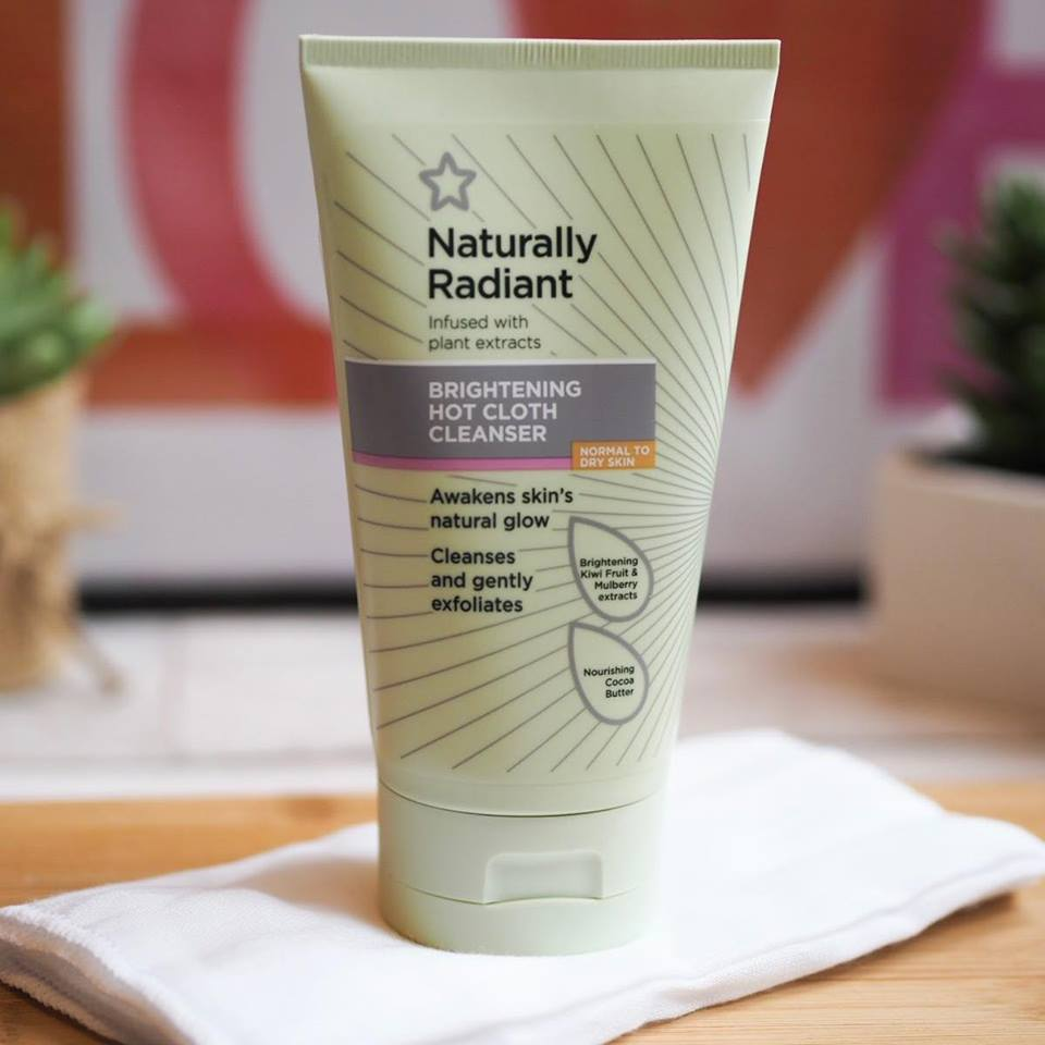 Superdrug Naturally Radiant Brightening 150ml