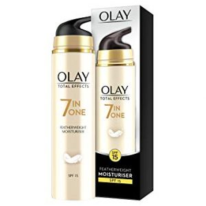 Olay Total Effects 7-in-1 Anti-ageing Featherweight Moisturiser