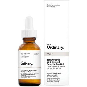 Dầu Dưỡng Da the Ordinary 100% Organic Cold-pressed Rose Hip Seed Oil (30ml)