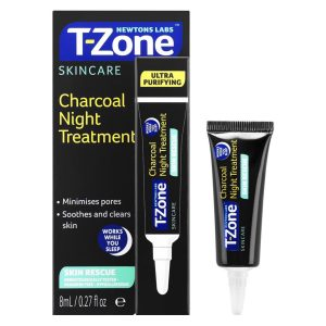 T-zone Charcoal Night Treatment 8ml