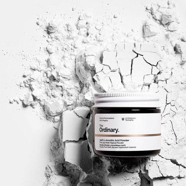 Bột Vitamin C the Ordinary 100% L-ascorbic Acid Powder