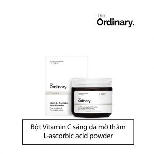 Bột Vitamin C The Ordinary