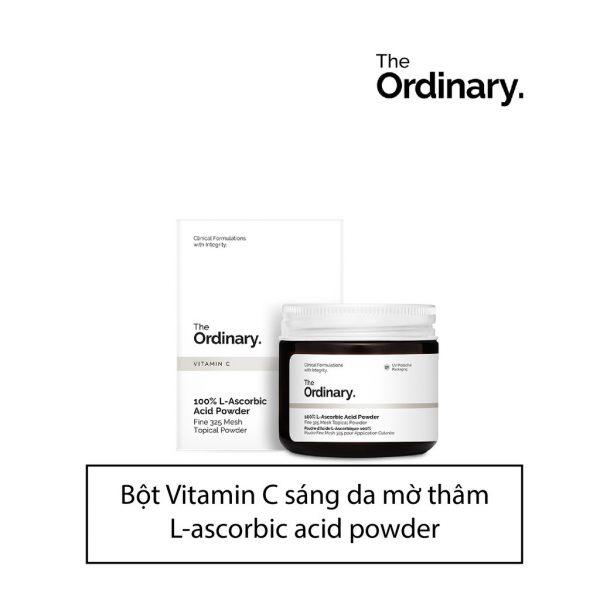 Bột Vitamin C The Ordinary