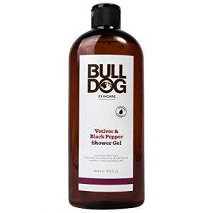 Sữa Tắm Bulldog Vetiver & Black Pepper Shower Gel