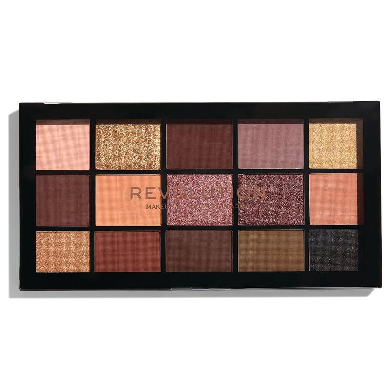 Bảng Phấn Mắt Makeup Revolution Reloaded Palette Velvet Rose