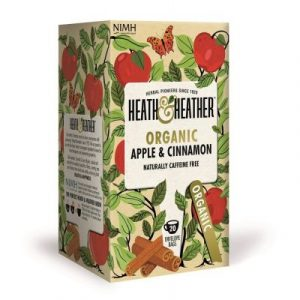 Heath & Heather Organic Apple & Cinnamon