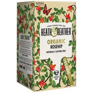 Heath & Heather Organic Rosehip