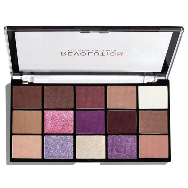 Bảng Phấn Mắt Makeup Revolution Reloaded Palette Visionary