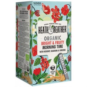 Heath & Heather Organic Morning Time