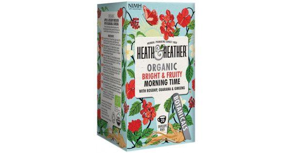 Heath & Heather Organic Morning Time
