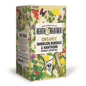 Heath & Heather Organic Dandelion