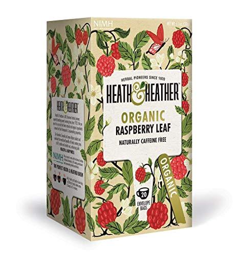 Heath & Heather Raspberry Leaf