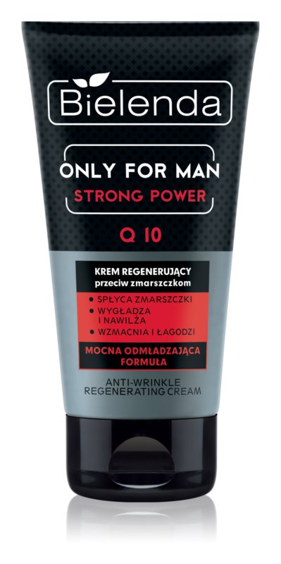 Bielenda Only for Men Anti-wrinkle Regenerating Cream 50 Ml