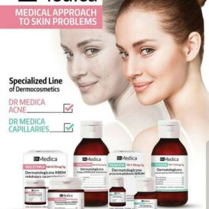 Dr Medica Capillaries Dermatological Face Cream